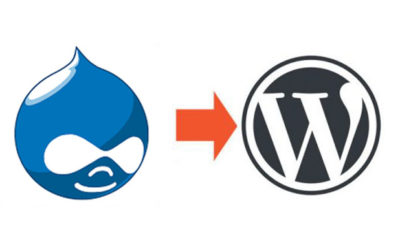 Want to Migrate your Drupal Website to WordPress?