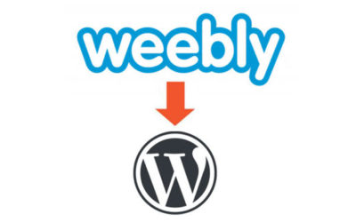 Want to Migrate Your Weebly Website to WordPress?